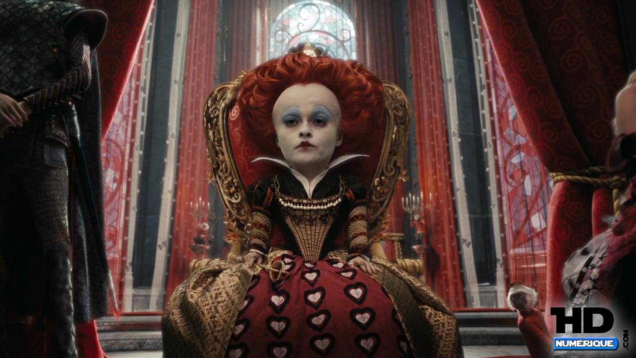 Coffret Blu-ray 3D – Alice au pays des merveilles + L ...