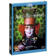 Test Blu-Ray : Alice au Pays des Merveilles (Tim Burton)