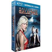 Test Blu-Ray : Battlestar Galactica - Saison 1
