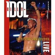 Test Blu-Ray : Billy Idol – In Super Overdrive Live