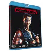 Commando en Blu-Ray Disc