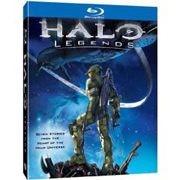 Test Blu-Ray : Halo Legends
