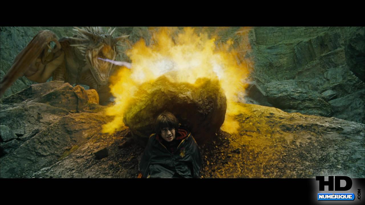 Test blu ray harry potter et la coupe de feu - Harry potter et la coupe du feu ...