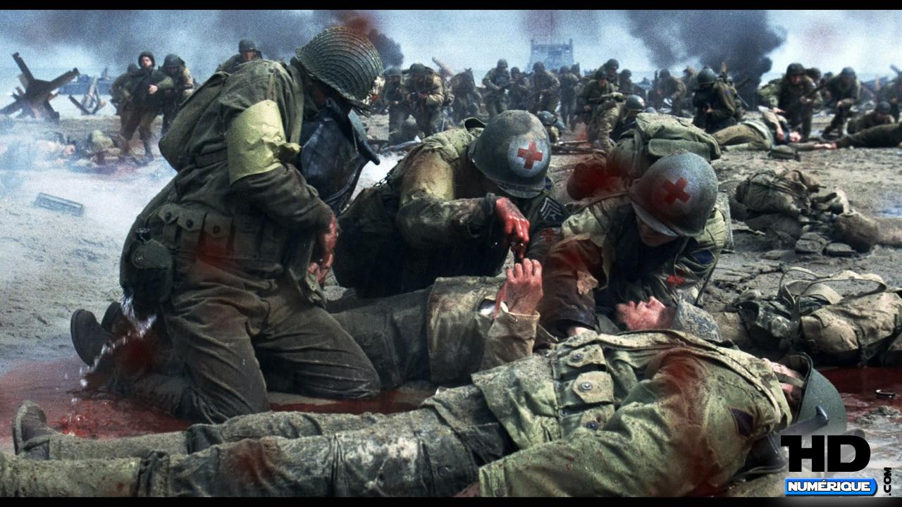 il faut sauver le soldat ryan blu ray