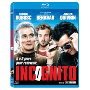 Test Blu-Ray : Incognito