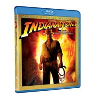 Test Blu-Ray : Indiana Jones et le Royaume du Crâne de Cristal