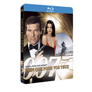 Test Blu-Ray : James Bond : Rien Que Pour Vos Yeux