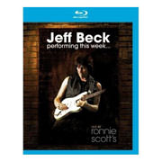 Test Blu-Ray : Jeff Beck performing this week... - Live at Ronnie Scott's