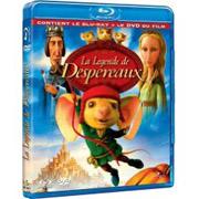 Test Blu-Ray : La Légende de Despereaux