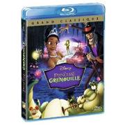 Test Blu-Ray : La Princesse et la Grenouille