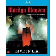 Test Blu-Ray : Marilyn Manson - Guns, God And Government – Live In L.A