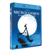 Test Blu-Ray : Microcosmos - Le Peuple de l'Herbe
