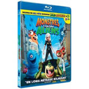 Test Blu-Ray : Monstres Contre Aliens
