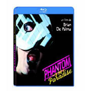 Test Blu-Ray : Phantom of the Paradise