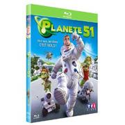 Test Blu-Ray : Planète 51