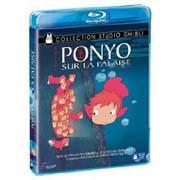Test Blu-Ray : Ponyo sur la Falaise