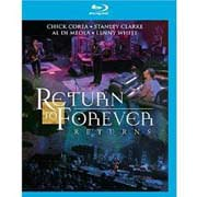 Test Blu-Ray : Return To Forever - Returns