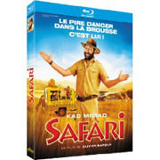 Test Blu-Ray : Safari