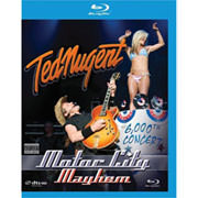 Test Blu-Ray : Ted Nugent - Motor City Mayhem