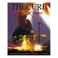 Test Blu-Ray : The Cure - Trilogy
