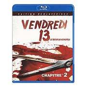 Test Blu-Ray : Vendredi 13 - Chapitre 2 : Le tueur du vendredi