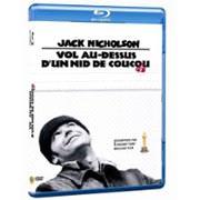 Test Blu-Ray : Vol au Dessus d'un Nid de Coucou