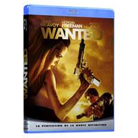 Test Blu-Ray : Wanted – Choisis ton destin