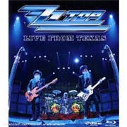 Test Blu-Ray : ZZ TOP - Live From Texas