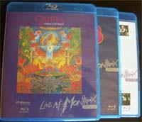 Eagle Vision HD : Blu-Ray