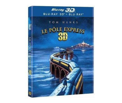 Test Blu-Ray 3D : Le Pôle Express