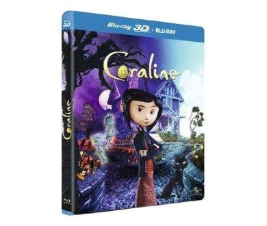 Test Blu-Ray 3D : Coraline