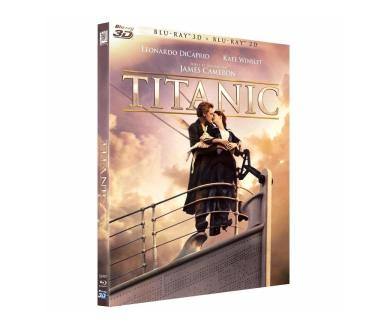 Test Blu-Ray 3D : Titanic
