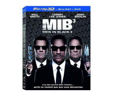 Test Blu-Ray 3D : Men in Black 3