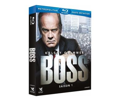 Test Blu-Ray : Boss - Saison 1