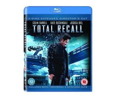 Test Blu-Ray : Total Recall - Mémoires programmées