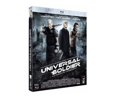 Test Blu-Ray : Universal Soldier - Le Jour du Jugement