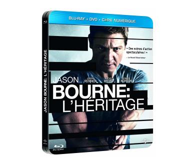 Test Blu-Ray : Jason Bourne : L'Héritage