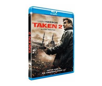 Test Blu-Ray : Taken 2