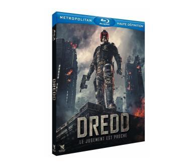 Test Blu-Ray 3D : Dredd