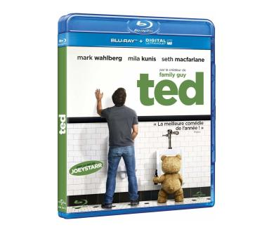 Test Blu-Ray : Ted
