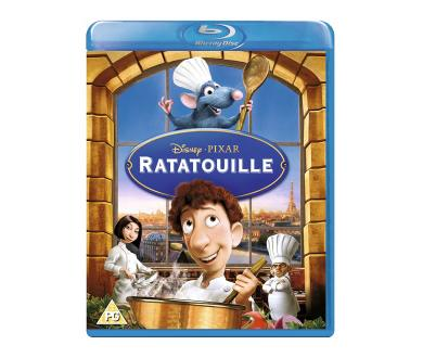 Test Blu-Ray : Ratatouille