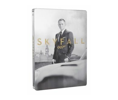 Test Blu-Ray : Skyfall