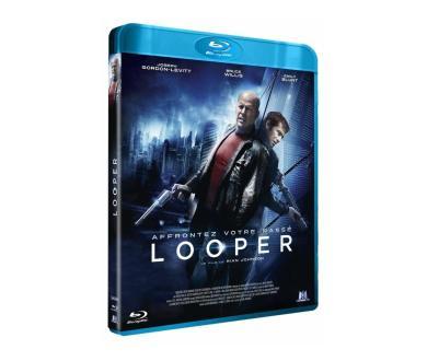 Test Blu-ray : Looper