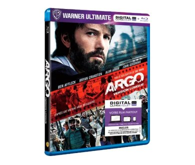 Test Blu-Ray : Argo