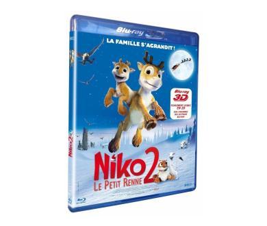Test Blu-Ray 3D : Niko le petit Renne 2