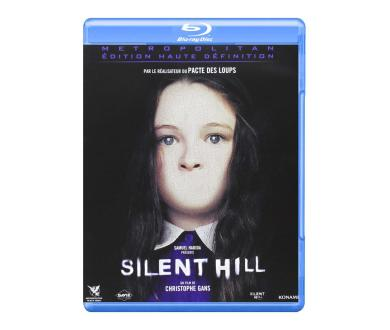 Test Blu-Ray : Silent Hill