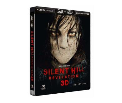 Test Blu-Ray 3D : Silent Hill Revelation