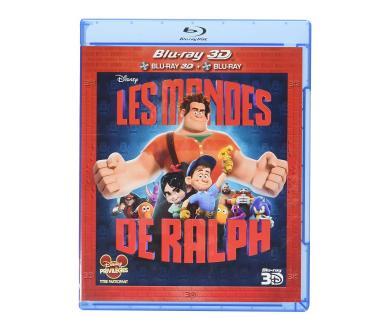 Test Blu-Ray 3D : Les Mondes de Ralph