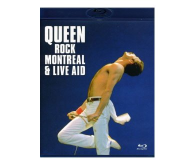 Test Blu-Ray : Queen Rock Montreal
