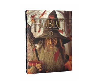Test Blu-Ray 3D : Le Hobbit - Un Voyage Inattendu